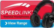 SpeedLink Medusa Headphones