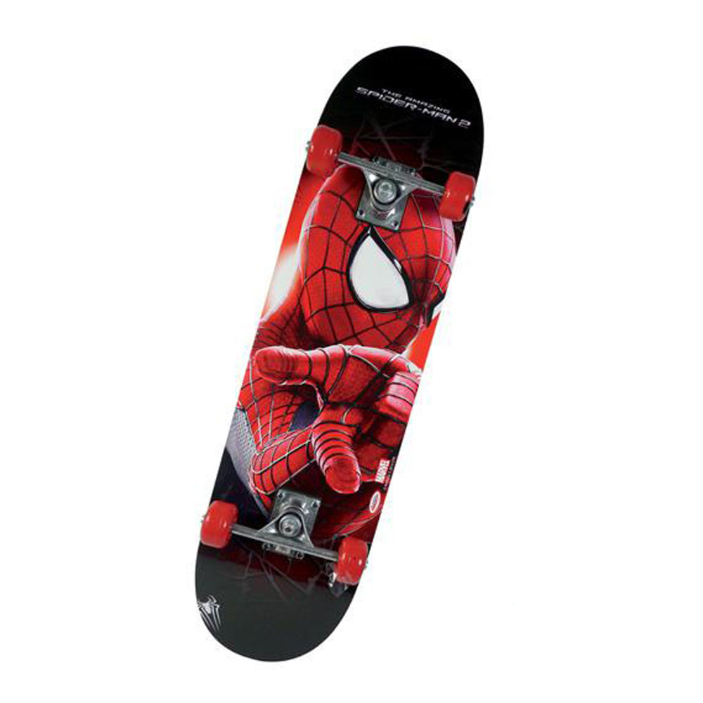Marvel Comics Spider Man 2 31 Inch Skateboard With Graphic