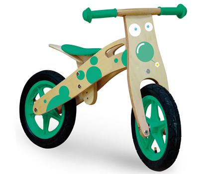 FUNBEE Woody Wooden Balance Bike (OFUN12)