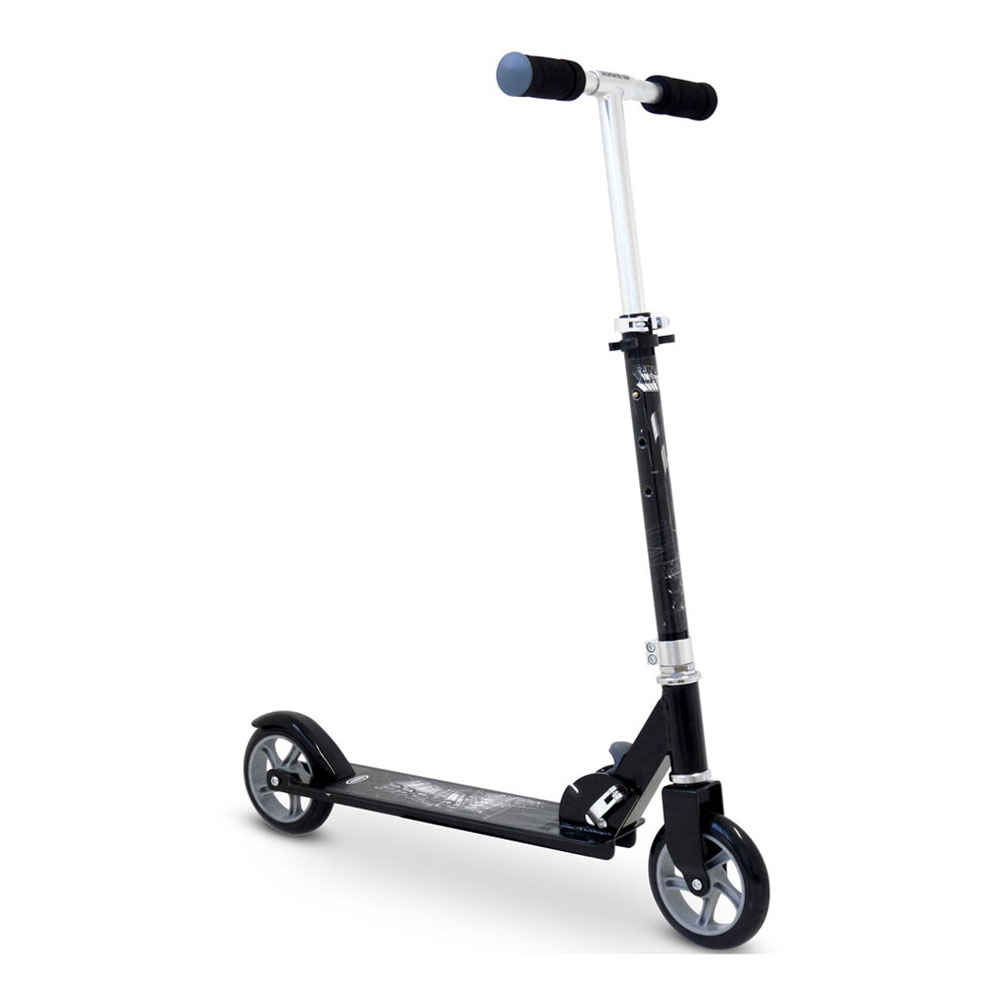 funbee street one 2 wheel scooter with adjustable height. Black Bedroom Furniture Sets. Home Design Ideas