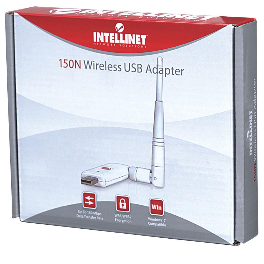 Intellinet wireless 150n