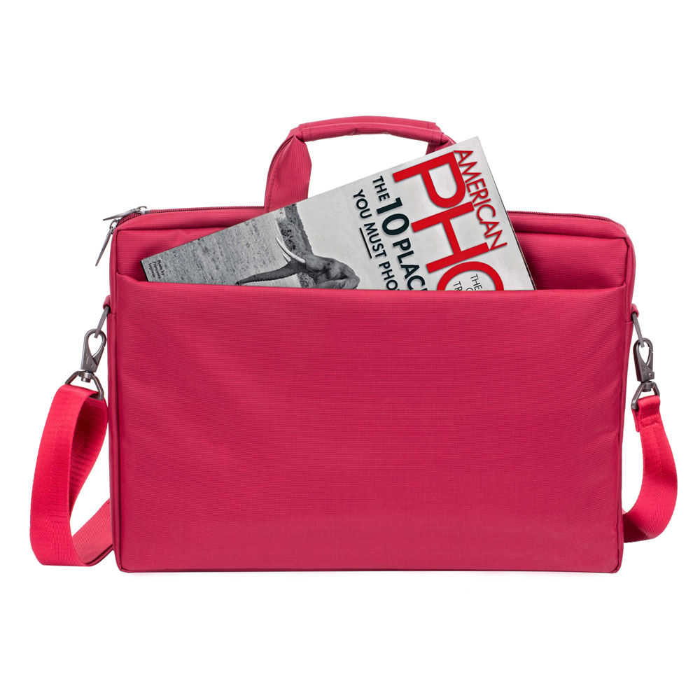 127d68dcd4 ... RIVACASE 8630 Polyester Laptop Bag with Tablet Compartment for 15.6 Inch  Notebooks