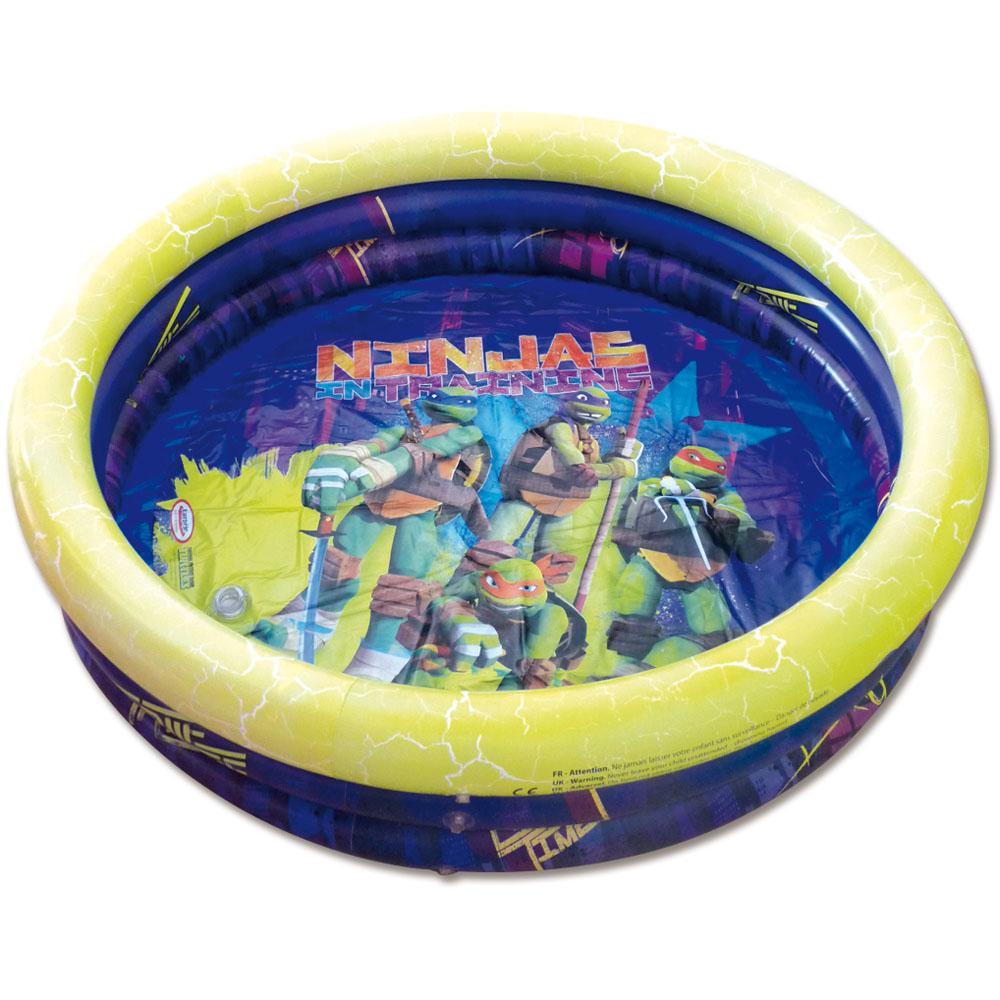 Teenage Mutant Ninja Turtles Tmnt Ninjas In Training Swimming Pool 90cm Otor039 Meroncourt