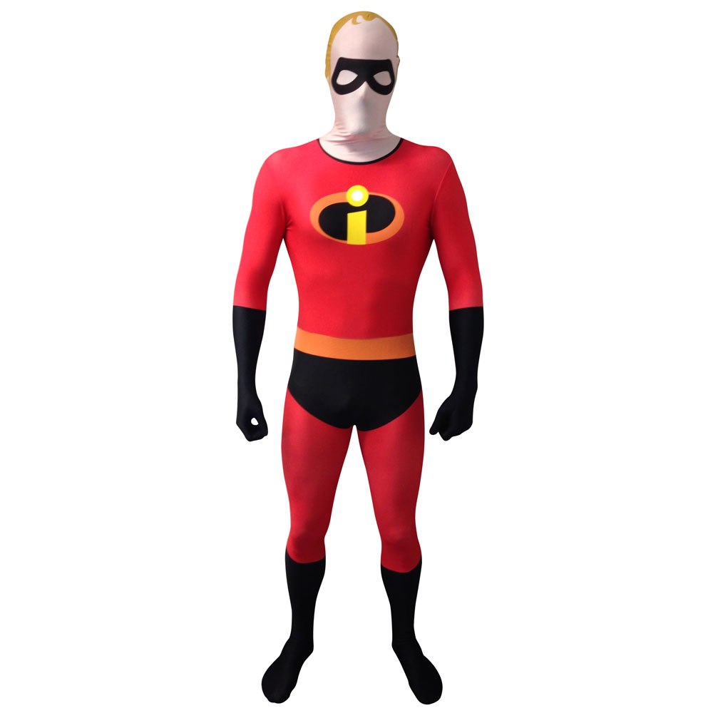 Mr Incredible Adult Costume 76