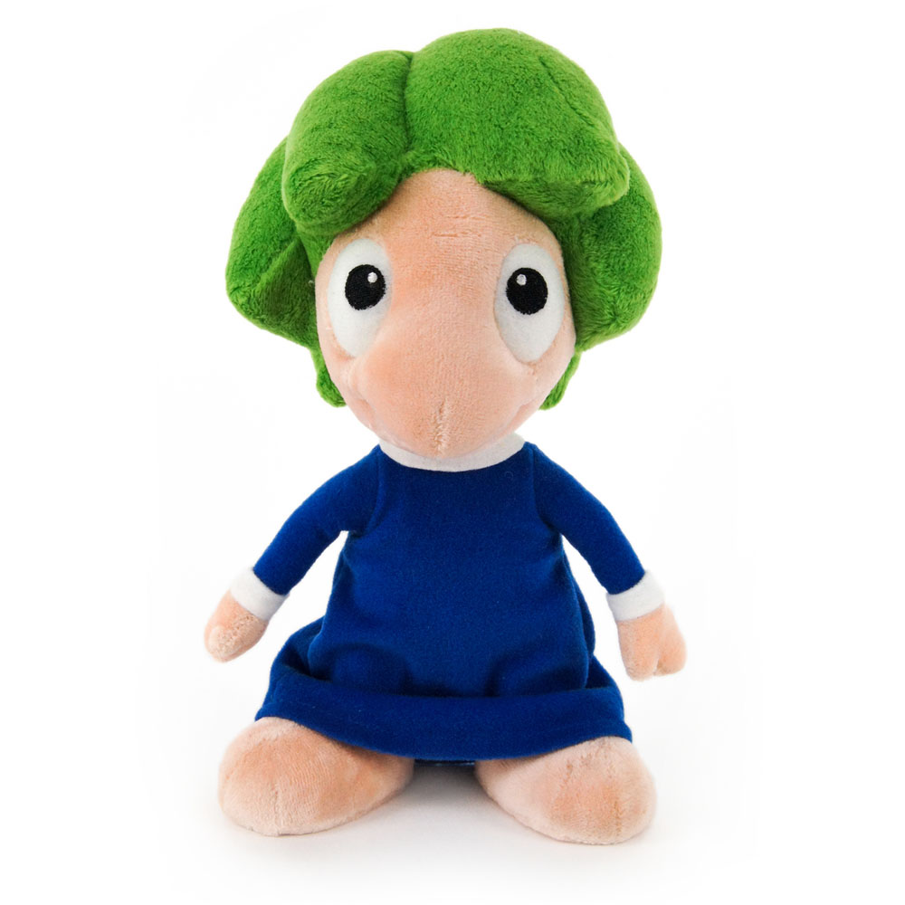 LEMMINGS 22cm 'Oh No' Lemming Plush with Sound Effect, Multi-Colour (GE2284)