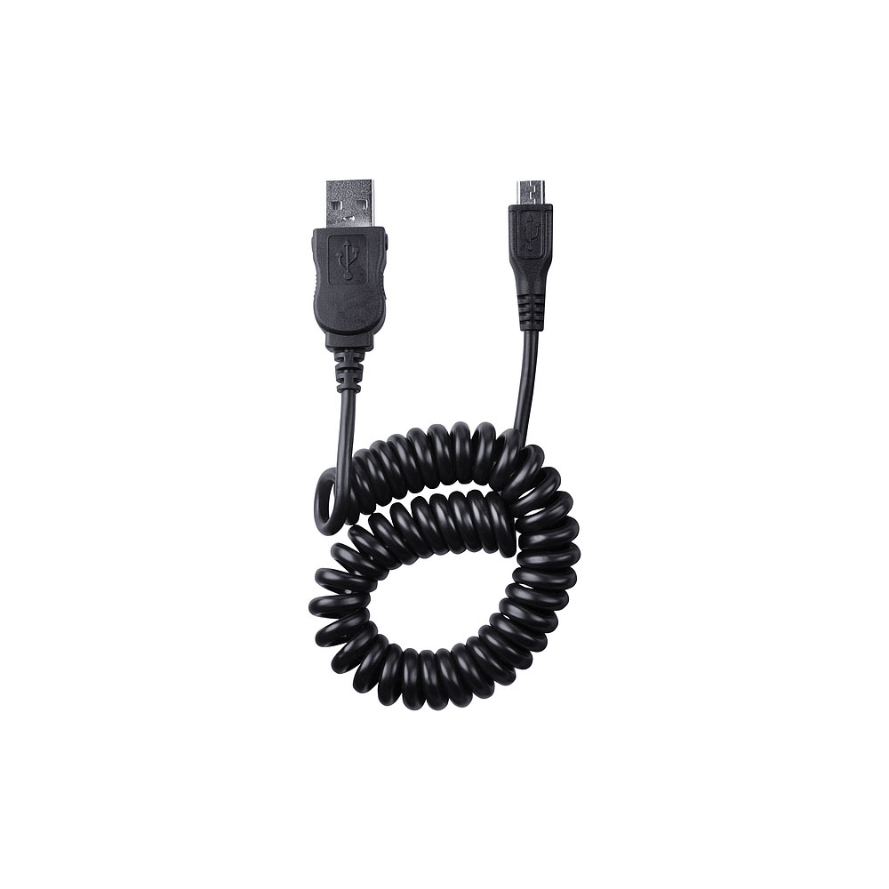 CELLUX USB 2.0 Sync & Charge High Speed USB-A to USB Micro-B Cable, Black (C100-0501-BK)
