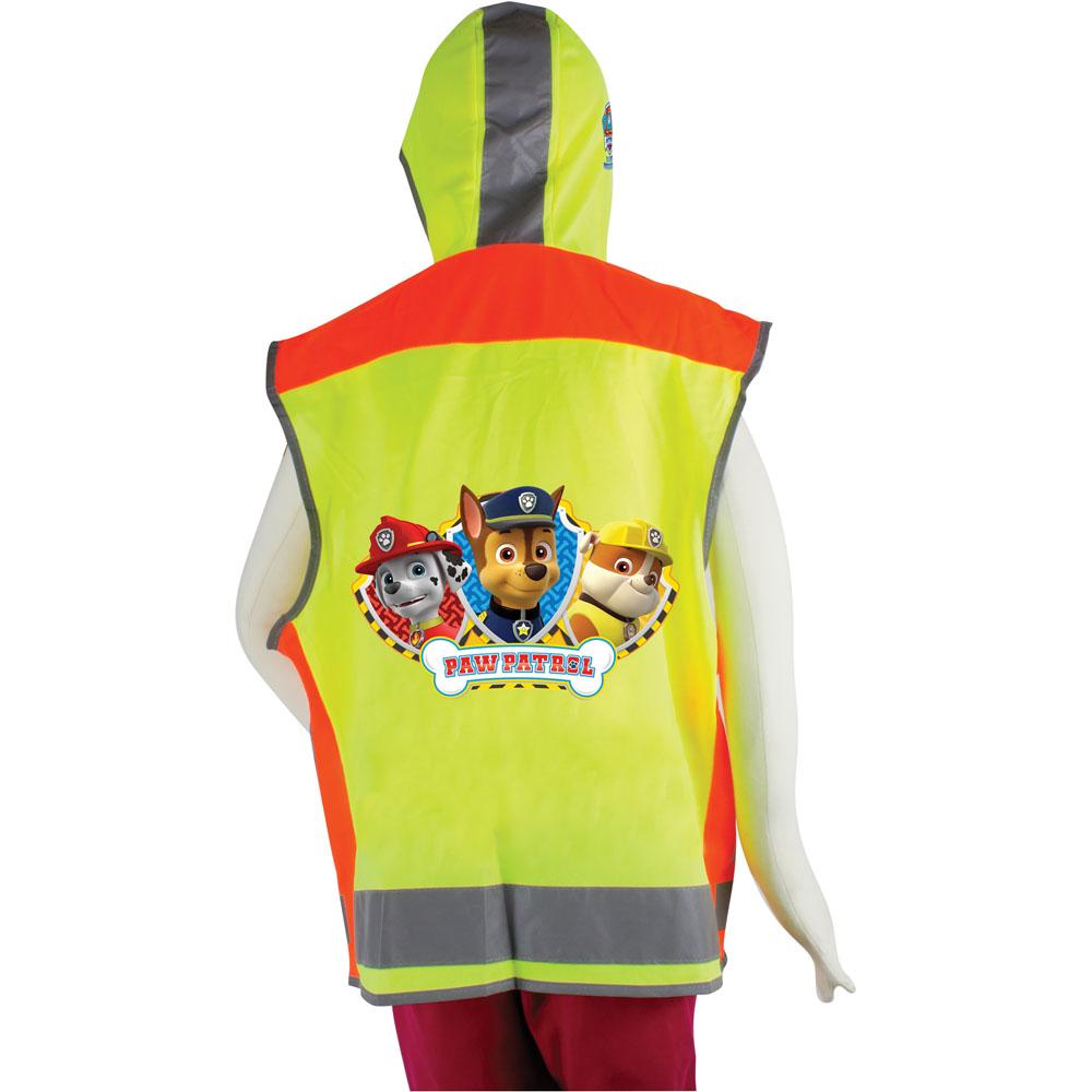 PAW PATROL Fluorescent Reflective Safety Vest (OPAW010)