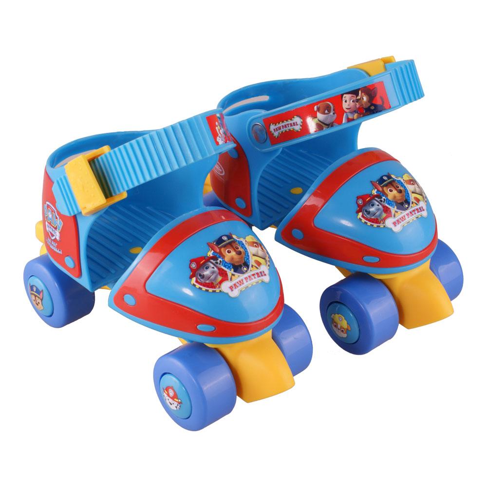 PAW PATROL Adjustable Baby Quad Skates, Size 7 to 11 (OPAW151)