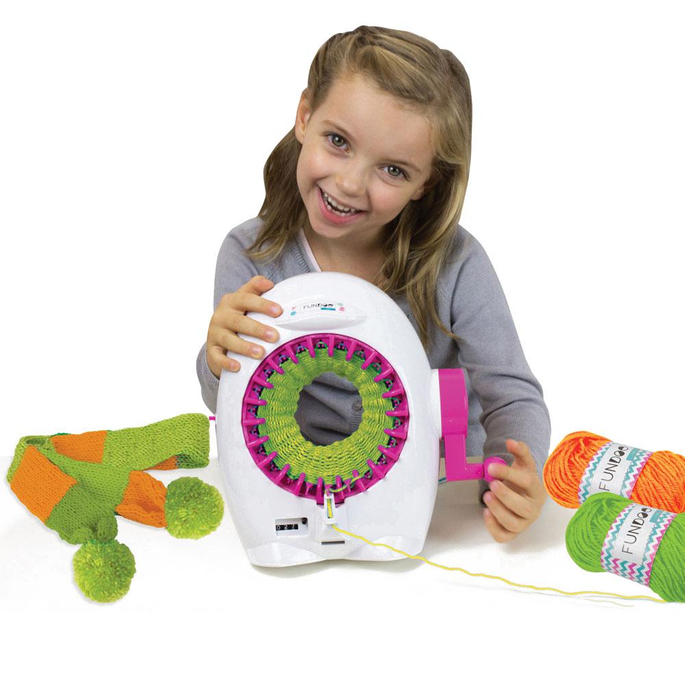 FUNDOO Twist Magic Loop Knitting Machine (CFUN069)