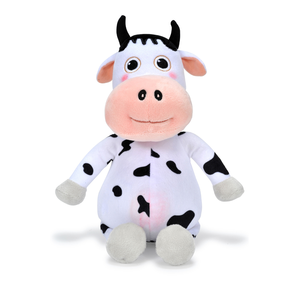 Kd Toys Little Baby Bum Cow Musical Plush Toy Lb8209