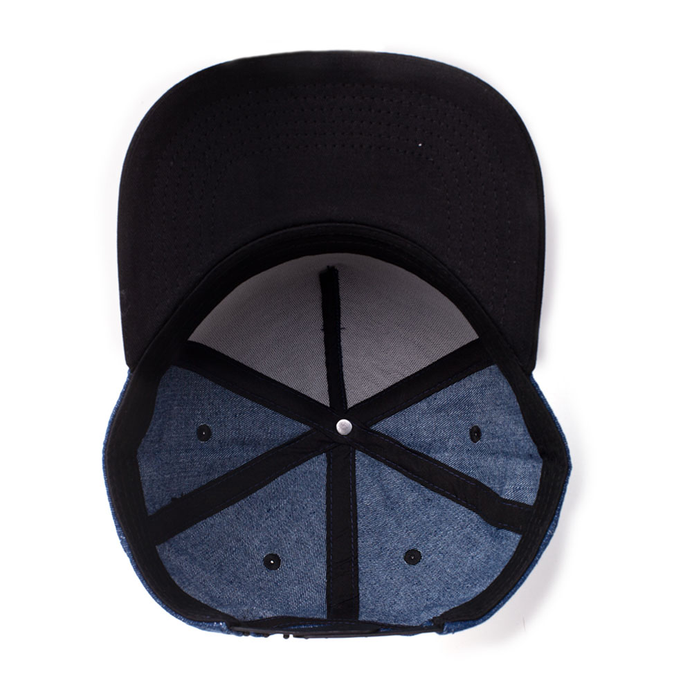 the latest ca1ee 66385 ... FALLOUT 76 Logo Badge Snapback Baseball Cap, Unisex, Blue Black  (SB320037FAL)