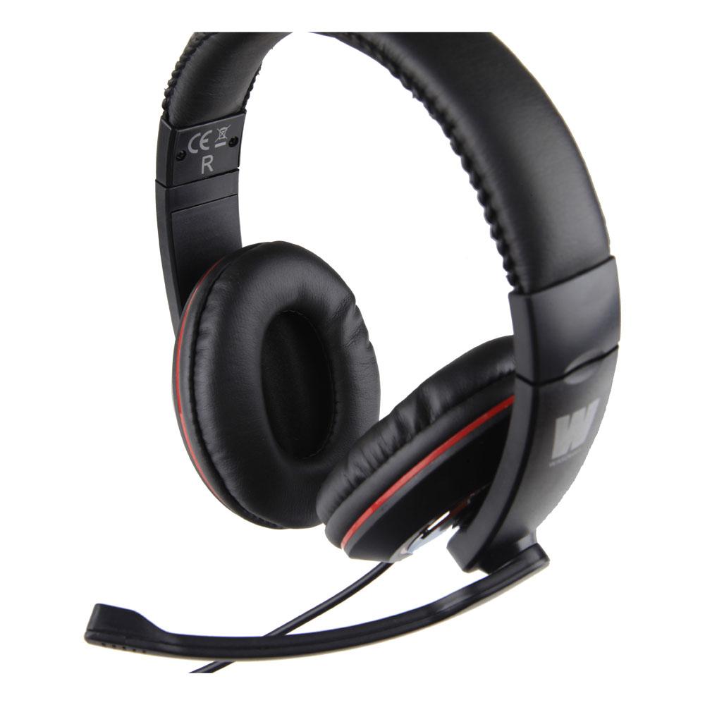 WASDKEYS H200 Multi-platform Stereo Gaming Headset for PC