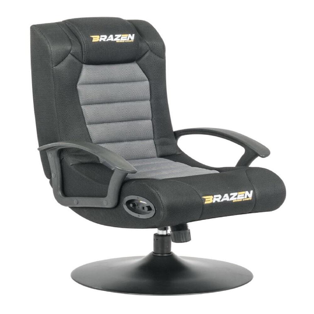 Brazen Stag 2 1 Bluetooth Surround Sound Gaming Chair