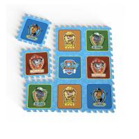 PAW PATROL Team Floor Mat Puzzle with 9 Pieces (TTMZ210)
