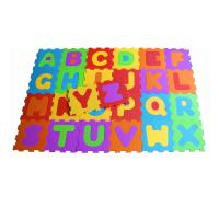 DARPEJE Alphabet Floor Mat Puzzle with 26 Pieces (TTMZ002)