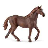 SCHLEICH Horse Club English Thoroughbred Mare Horse Toy Figure (13855)